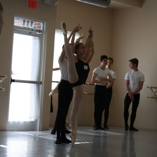 BBSI PARTNERING WORKSHOP AUDITION REGISTRATION – Boys Ballet Summer